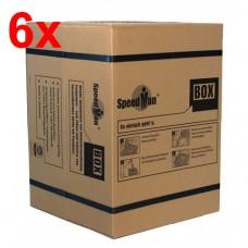 SpeedMan Box (6 kosov)